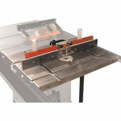 King KRT-100 Industrial Router Table And Fence Attachment