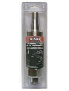"King KW-089 Arbre 1-1/4"""