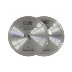 "King KW-9104 5"" diamond blade"