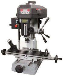 "King PDM-30 1-1/4"" milling drilling machine"