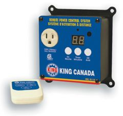 King RC-110 Remote Power Control Systems