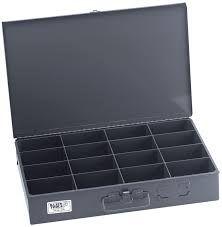 Klein Tools 54445 Boîte à compartiments 16 sections