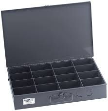 Klein Tools 54445 16 sections compartment box
