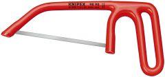 Knipex 9890 Scie à métaux PUK® isolée 240mm