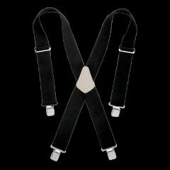 Kuny's SP-17BL Bretelles nylon (paire)