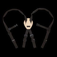 Kuny's SP-90 Bretelles nylon  (paire)