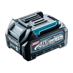 Makita 191E74-3 XGT 40V MAX 2.5 a/h lithium-Ion battery pack