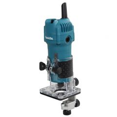 """Makita 3709 1/4"""" electric palm router"""