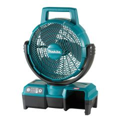 "Makita CF001GZ XGT 40V MAX  9-1/4"" jobsite fan"