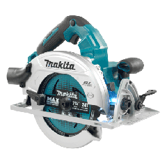 "Makita DHS781Z 36V (2x 18V) 7-1/4"" brushless AWS circular saw"