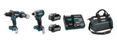 Makita DK0114G203 2 - tool 40V Li-Ion combo kit