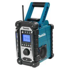 Makita DMR107 7.2V - 18V Cordless Jobsite Radios