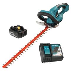 "Makita DUH523RT 18V 22"" (560 mm) hedge trimmer"