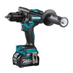 "Makita HP001GM102 XGT 40V MAX 1/2"" hammer drill"