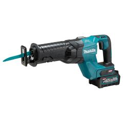 "Makita JR001GM101 XGT 40V MAX 1-1/4"" reciprocating saw kit"