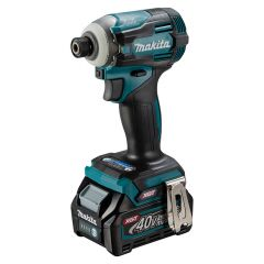 "Makita TD001GM103 1/4""hex impact screwdriver XGT 40V MAX"