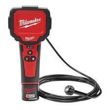 Milwaukee 2314-21 9mm  M12 M-SPECTOR 360 9' inspection camera