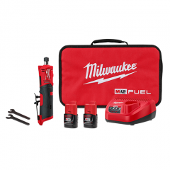 "Milwaukee 2486-22 Ens. Aléseuse 1/4"" 12V FUEL"
