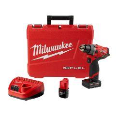 """Milwaukee 2503-22 Perceuse-visseuse 1/2"""" 12V M12 FUEL"""