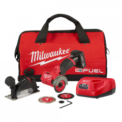 "Milwaukee 2522-21XC M12 FUEL 3"" Compact Cut Off Tool"