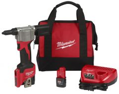 Milwaukee 2550-22 12V Cordless Riveter