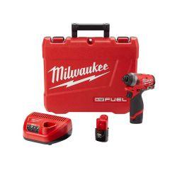 "Milwaukee 2553-22 M12 FUEL 12V 1/2"" impact driver"