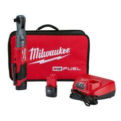 """Milwaukee 2558-22 Rochet 1/2"""" 12V"""