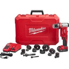 Milwaukee 2677-21 Poinçonneuse compacte 10 tonnes sans fil M18