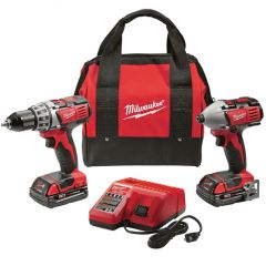 Milwaukee 2691-22 Ensemble de 2 outils M18 lithium-ion