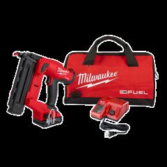"Milwaukee 2746-21CT M18 FUEL 5/8"" - 2"" 18ga finish nailer kit"