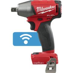 "Milwaukee 2759-20 1/2"" drive M18 FUEL impact wrench ONE-KEY"