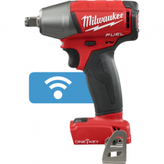 "Milwaukee 2759B-20 1/2"" drive M18 FUEL impact wrench with ONE-KEY"