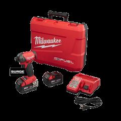"Milwaukee 2760-22 M18 FUEL 1/4"" hydraulic impact driver"