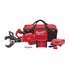 Milwaukee 2776R-21 M18 1500MCM cable cutter for underground cables with wireless remote