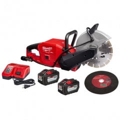 "Milwaukee 2786-22HD M18 FUEL 9"" Cut-Off Saw w/ ONE-KEY"