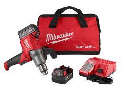Milwaukee 2810-22 M18 Cordless Mud Mixer Bare Kit