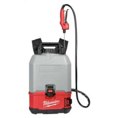 Milwaukee 2820-21CS M18 SWITCH TANK 4-Gallon Backpack Concrete Sprayer Kit