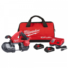 Milwaukee 2829-22 Scie à ruban portative 18V