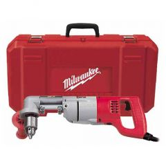 "Milwaukee 3107-6 D-Handle 1/2"" electric angled drill"