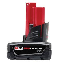 Milwaukee 48-11-2402 Batterie 12V 3.0 a/h M12 REDLITHIUM