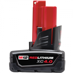 Milwaukee 48-11-2440 12V 4.0 a/h Lithium-ion battery pack