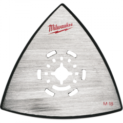 "Milwaukee 48-90-2000 Papier de ponçage pour outil oscillant 3-1/2"""