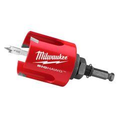 "Milwaukee 49-56-9055 5-1/4"" Big HAWG® wood-cutting hole saw"
