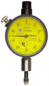 Mitutoyo 1044S-01 5mm x 0.01mm dial indicator