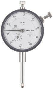 "Mitutoyo 2416S 1"" x 0.001"" dial indicator"