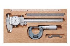 Mitutoyo 64PKA068 2 -pcs precison tool set