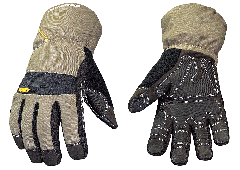 Youngstown 11-3460-60-XL Extra-large waterproof winter XT gloves