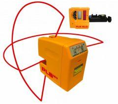 PLS PLS180-SLD 2 -line alignment laser