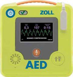 ZOLL ZOL-FAAED3-E Non-recharg. lithium / manganese dioxide battery defibrillators