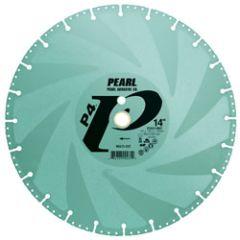 """Pearl Abrasive DIA014MC Lame diamantée de démolition 14"""" x 1"""", 20mm"""